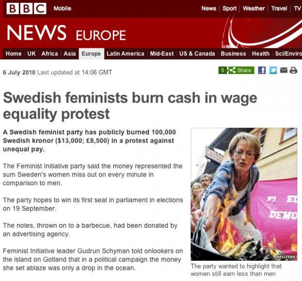 フェミニスト党