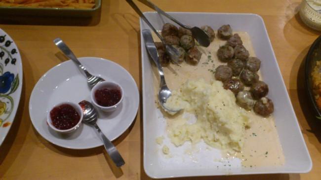 北欧肉団子