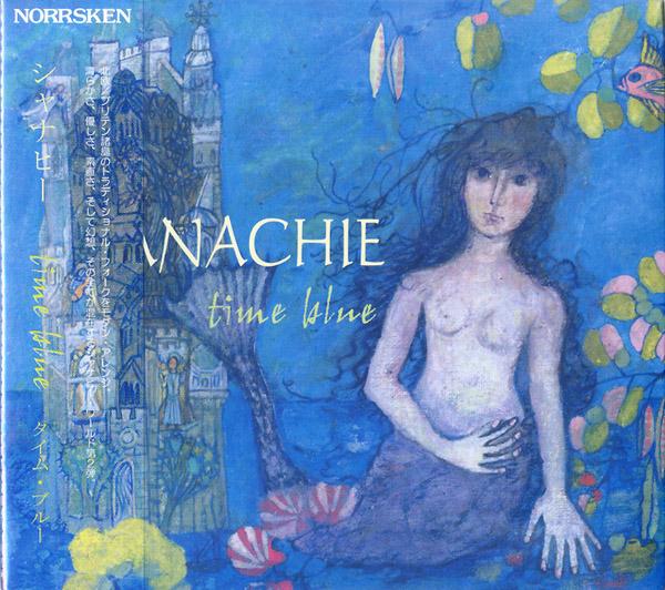 シャナヒー2nd アルバム『Time Blue』