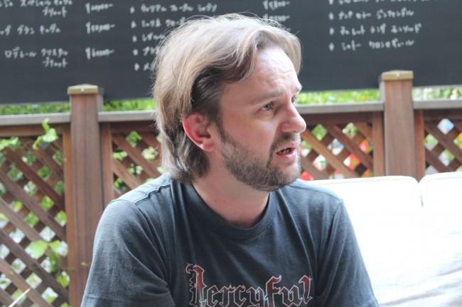 ティム・クリステンセンさん