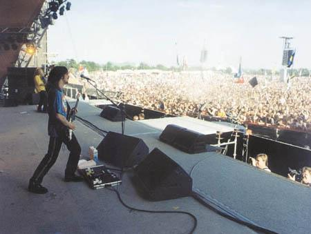 Live at the Roskilde Festival 1995