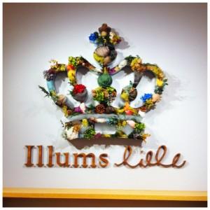 ILLUMS LILLEロゴ