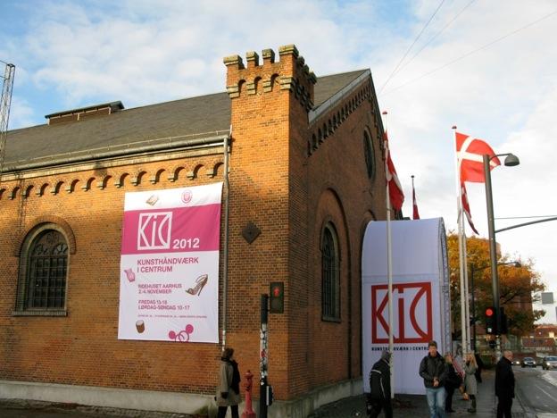 デンマークワーキングホリデー中に出展することになったクラフトマーケット