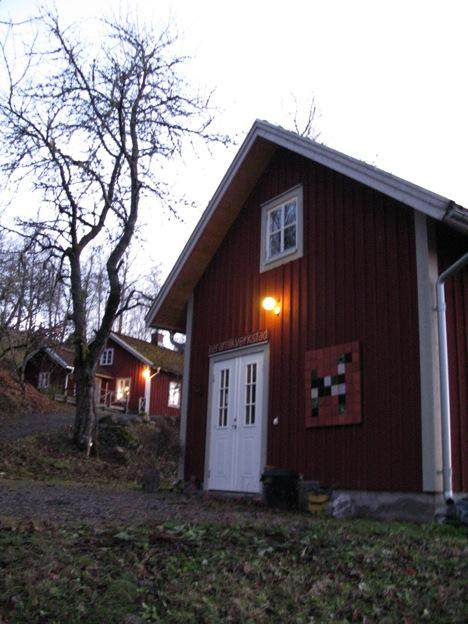 デンマークワーキングホリデー中に滞在したスウェーデン陶芸スタジオ
