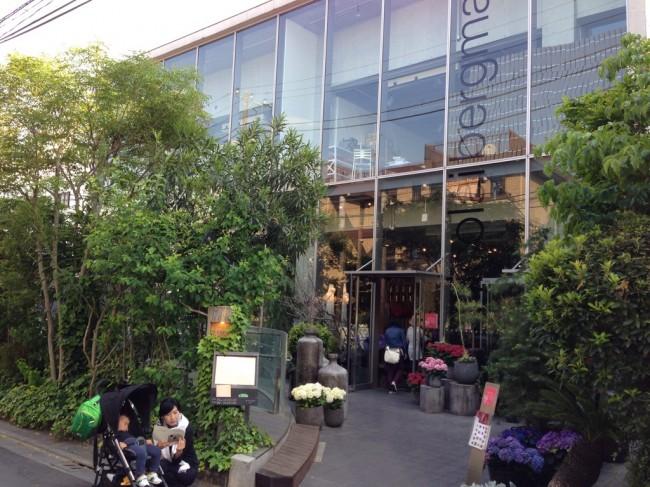 Nicolai Bergmann cafe 1