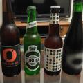 写真:北欧ビール一覧