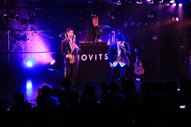 Movits! Live15