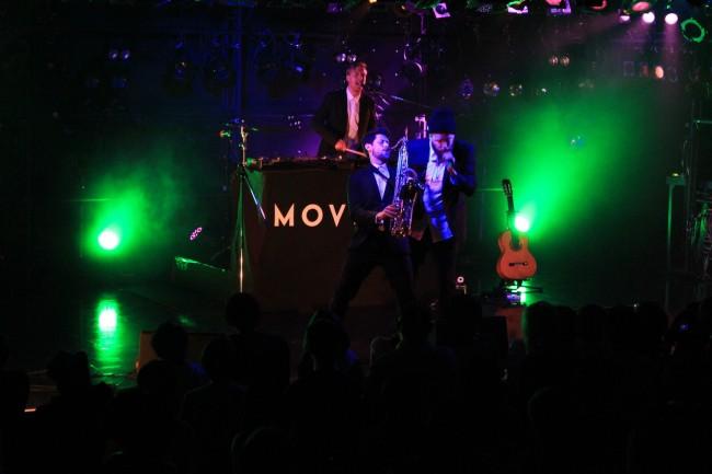 Movits! Live14