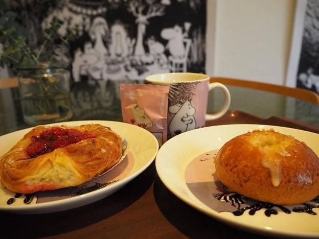 moomin kaffe bread