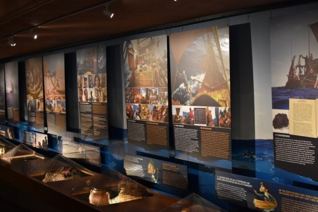 kontiki museum exhibition
