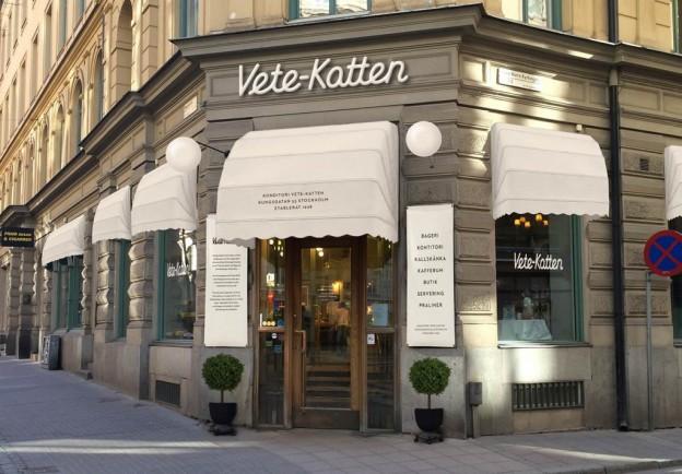 vetekatten_entrance