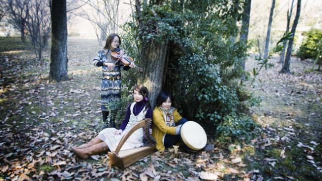 シャナヒー_北欧の音楽ピクニック