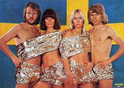 スウェーデン出身で世界的ミュージシャンABBA