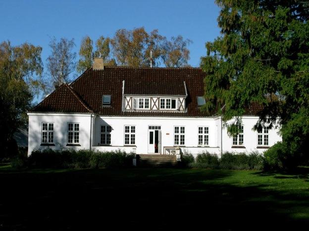 デンマークワーキングホリデー中に滞在した陶芸スタジオ