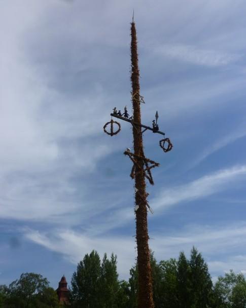写真:2011年スカンセン野外博物館