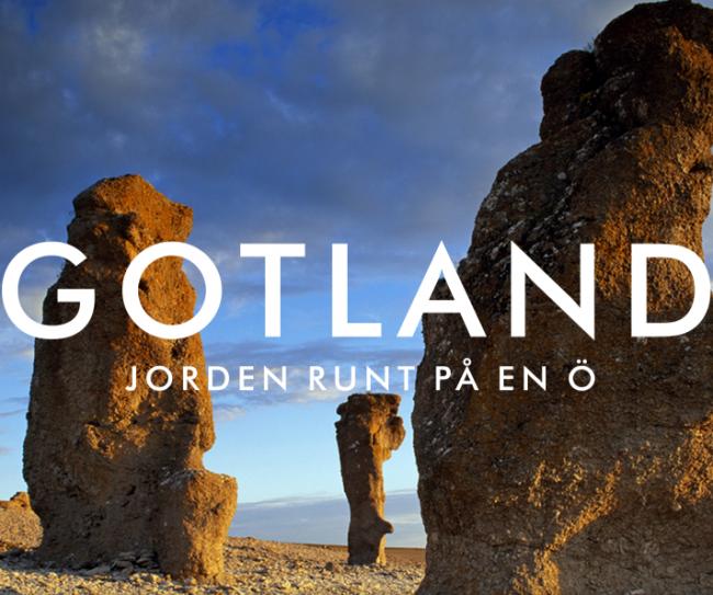 写真:スウェーデンのゴットランド島に行くと、世界一周の旅ができちゃう!?