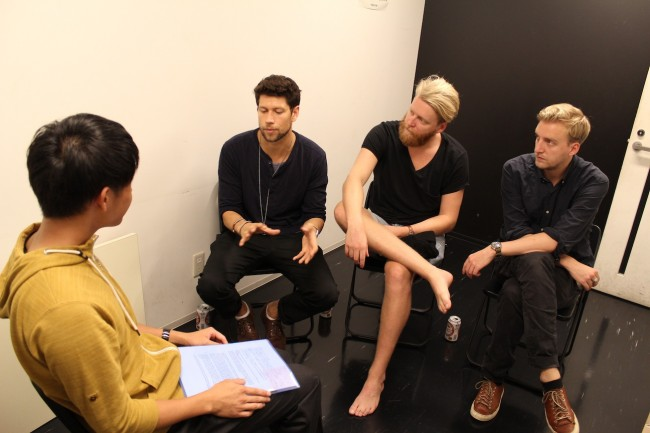 Movits!_interview1