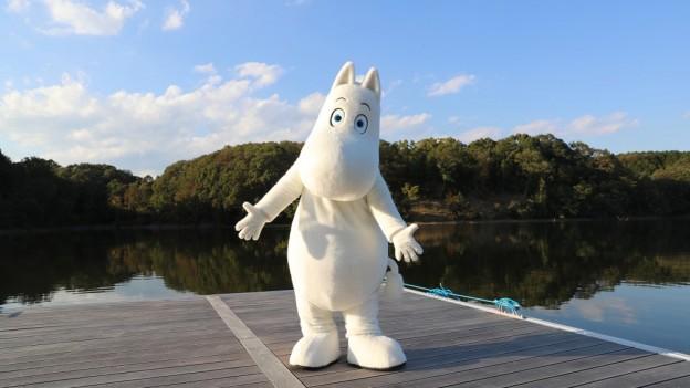 ムーミンと自然に、癒されに行こう!|© Moomin Characters ™
