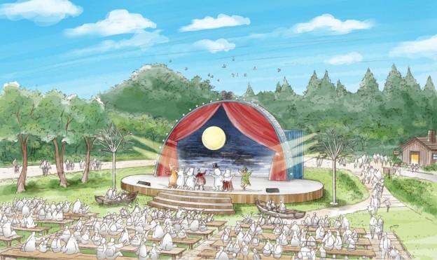 ふたつめのオススメの、「エンマの劇場」|© Moomin Characters ™