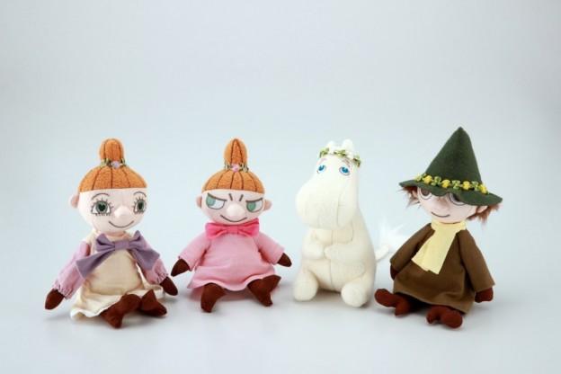 オリジナルグッズも、いろいろあります!|© Moomin Characters ™